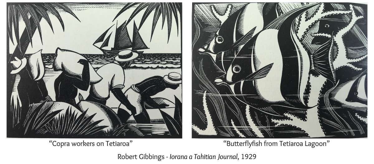 Art of Robert Gibbings 1929