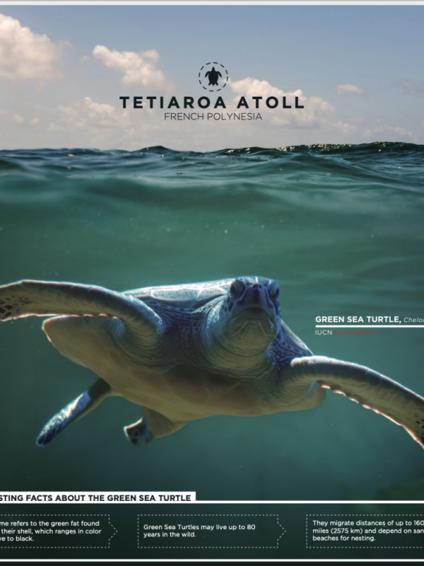 tetiaroa fact sheet